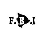 F.B.I From The Big Island Decal