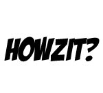 Howzit? Decal