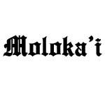 Moloka'i Decal